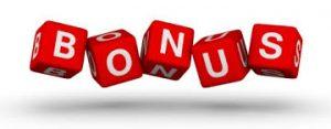 Tipi di bonus nei casino online